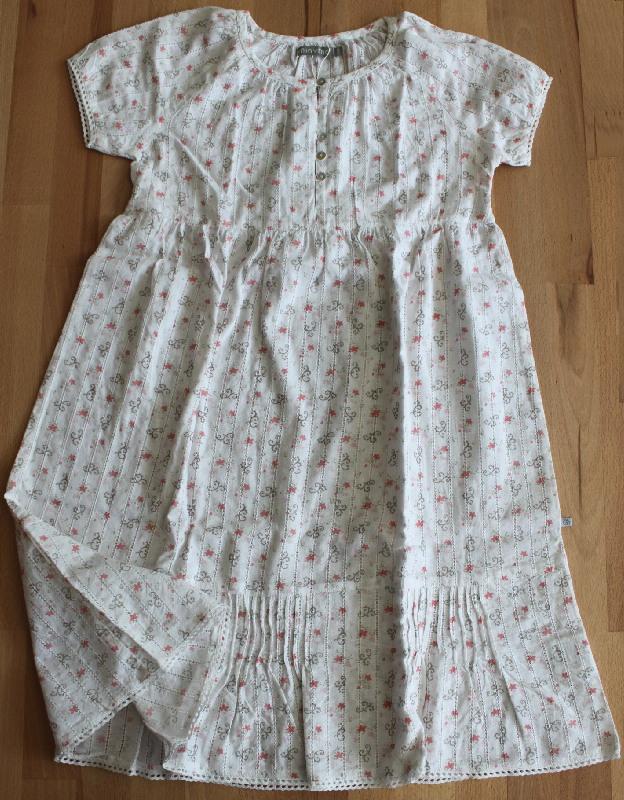 Kleid Batist Streublümchen romantisch