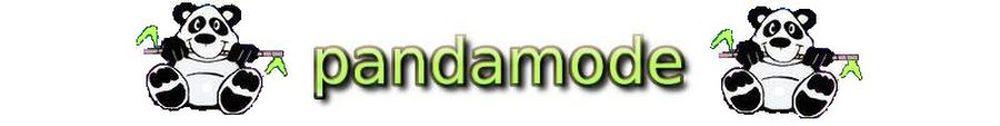 pandamode Kindermode von 0-16-Logo