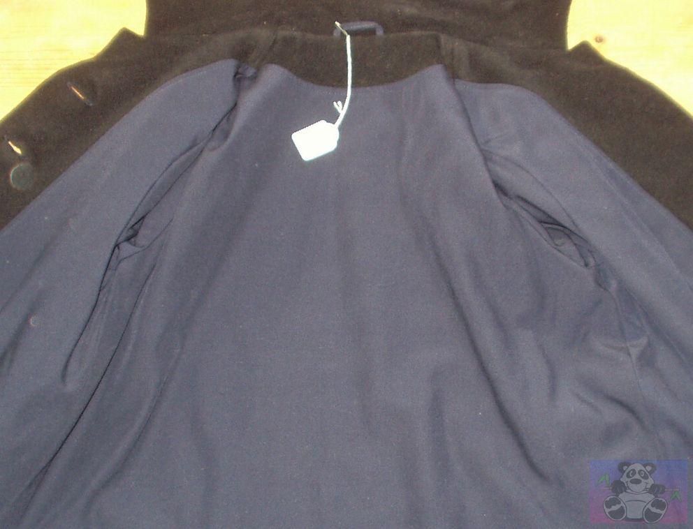 pandamode kindermode von 0 16 wintermantel wolle kaschmir dunkelblau gr 104. Black Bedroom Furniture Sets. Home Design Ideas
